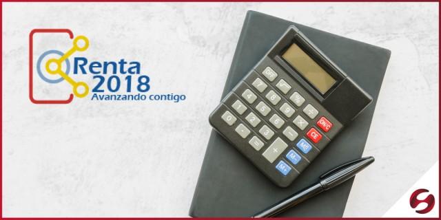 Declaración de renta y patrimonio 2018