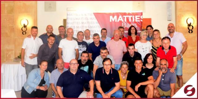 Solgia participa en la II CONVENCIÓN de representantes de la empresa Matias Salva