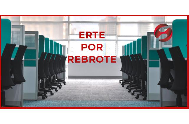 SITUACIONES DE REBROTE QUE PUEDAN AFECTAR A EMPRESAS DE LA COMUNIDAD VALENCIANA: ERTE REBROTE